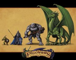 Fellowships Sizes by quellion