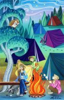 Camping by snuapril01