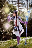 Chanter in the sky with diamond by Tamiyo-Cosplay
