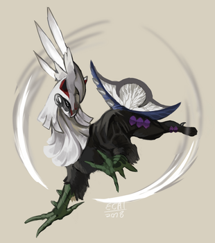 Silvally by its-goon