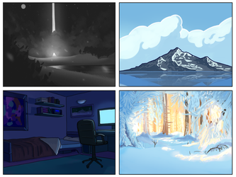 Thumbnails by Xentrey