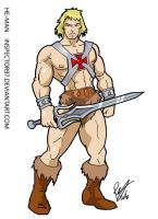 He Man by Inspector97