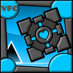 Geometry Dash VFG's Full Icon by befree2209
