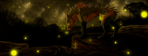Fireflies by GrimHalo