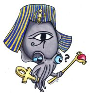 Pharaoh Cuttlefish by xXxSkullsxXx