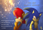 Archie Sonic Comics Memorial Day - 19th July by COUNTERR3VOLUTION