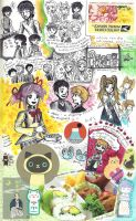 page - girls and bento by sweet-suzume