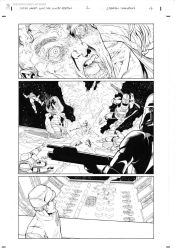 Darth Vader and the 9th Assassin 2, page 4 by MarkIrwin