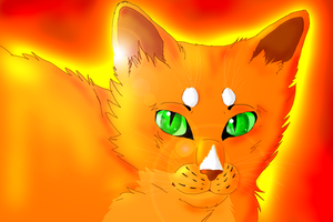 Fur Like Fire by TranquilPaws