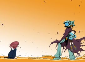 FLCL by Giovanni-frik