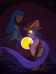 Niko finds the Sun by WhiteDragonPictures
