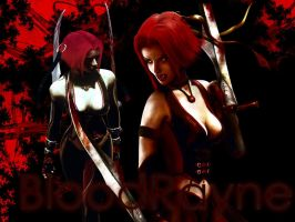 Bloodrayne by Becky-Axel
