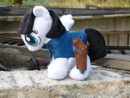Demi plushie by otherunicorn