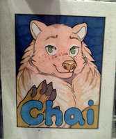 FM - Chai Badge by Rikkoshaye