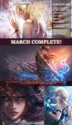 Term Complete - March by Seiorai