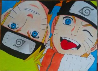 Naruto 12 - 16 years By Demy by Demy111