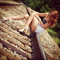 Tennessee Tracks.. by babyrubydoll