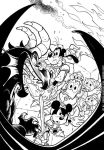 Mickey mouse cover by xforcex