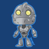 The Iron Giant - Ready Player One by Jagonaut