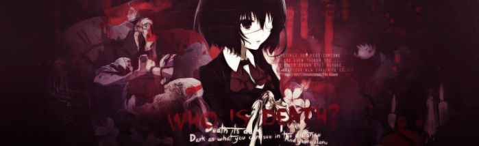 [Gift - Cover Zingme] Misaki Mei - Who Is Death? by LuaKirazaki