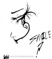 S M I L E ? V by Canned-Dice