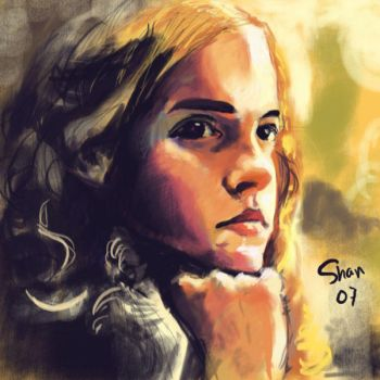 hermoine by shan5