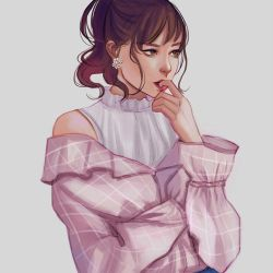 Quick Study 4 by rei-kaa