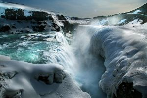 Gulfoss by oniryk