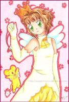 Card Captor Sakura ACEO by usagiprincess