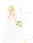 My dream bride by orenji-seira
