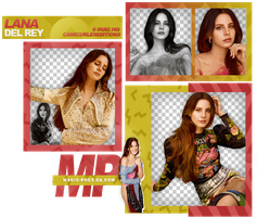 PACK PNG 907| LANA DEL REY by MAGIC-PNGS