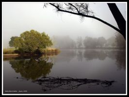 Tranquil Reflections by FireflyPhotosAust