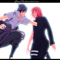 You really are annoying - Naruto 693 by Gray996