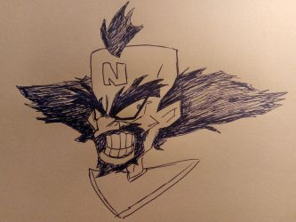 Dr.Neo Cortex by JulianIvoRobotnik
