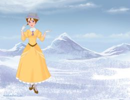 Jane Porter by M-Mannering