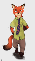Con Man... er, fox? by IncubusPhanto