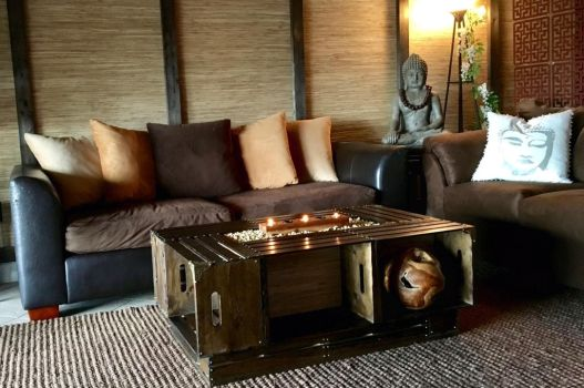 Fruit Crate Coffee Table by MauruCat