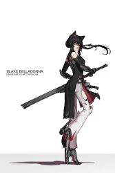 Blake Belladonna - Future 3.0 by dishwasher1910