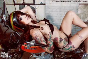 Jolene Bike 2 by recipeforhaight