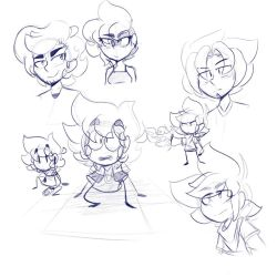 More doodles hhuuuuhghkkuh by SF-L
