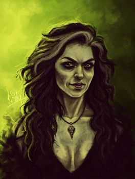 Bellatrix by HorvathKristy