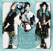 Photopack PNG #06 ~Demi Lovato~ by juliahs1D