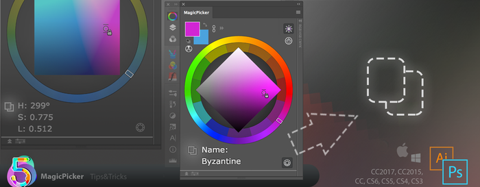 Tip#65: Copy color name/value with one click in PS by Anastasiy