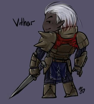 Chibi:  Vithar by chocolate-rebel