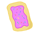 Poptart of Magic :D by CessIsTheBest