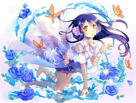 Angel Umi by sdPink