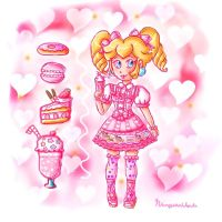 sugary remix by ninpeachlover