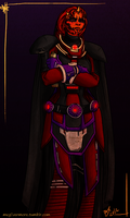 SWTOR - Sith Inquisitor by megos