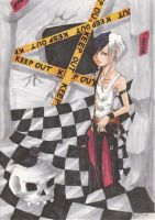 Keep Out by Shion-Tan