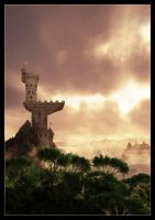 The Forbidden Tower by 00AngelicDevil00
